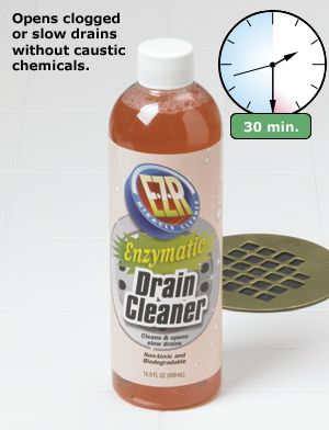 ezr kitchen degreaser granite countertop cleaning solutions laundry make life easier enzymatic drain cleaner