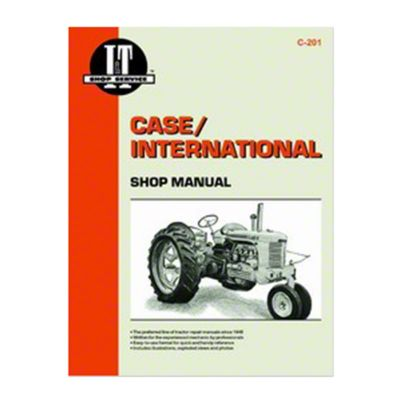 hight resolution of i t shop service manual