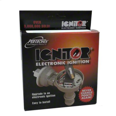 hight resolution of electronic ignition install