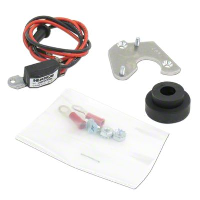 electronic ignition kit for 4 cylinder ih distributor with clips [ 1200 x 1200 Pixel ]