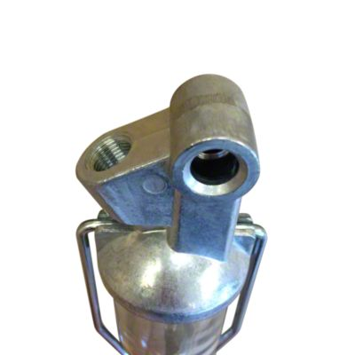 hight resolution of fuel filter assembly