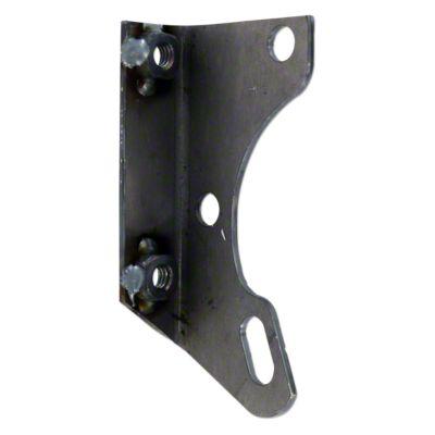 distributor coil bracket mounts to fan shaft  [ 1200 x 1200 Pixel ]