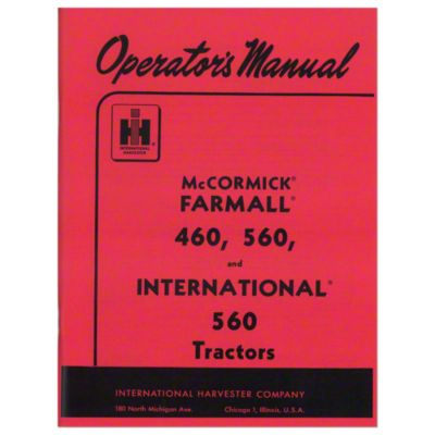 medium resolution of international 560 tractor wiring diagram