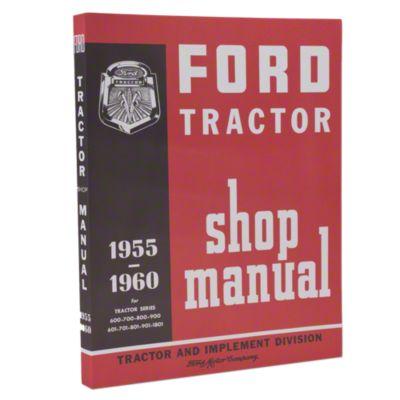 medium resolution of ford service manual reprint