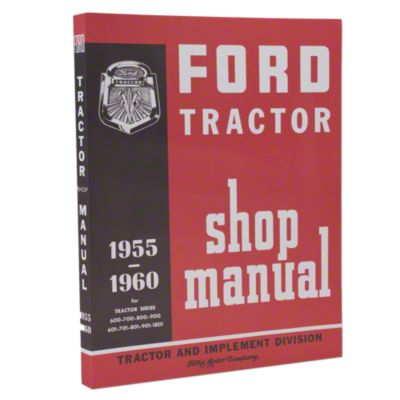small resolution of ford service manual reprint