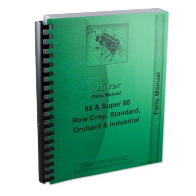 Oliver 88 Wiring Diagram - Wiring Diagrams on