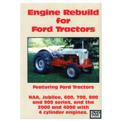 ford jubilee engine rebuild video dvd  [ 1200 x 1200 Pixel ]
