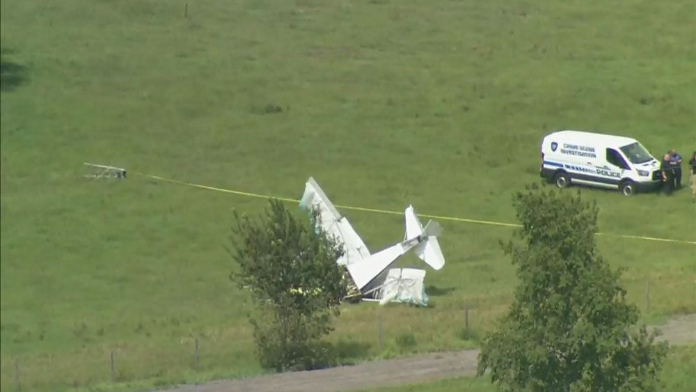 pilot killed in small