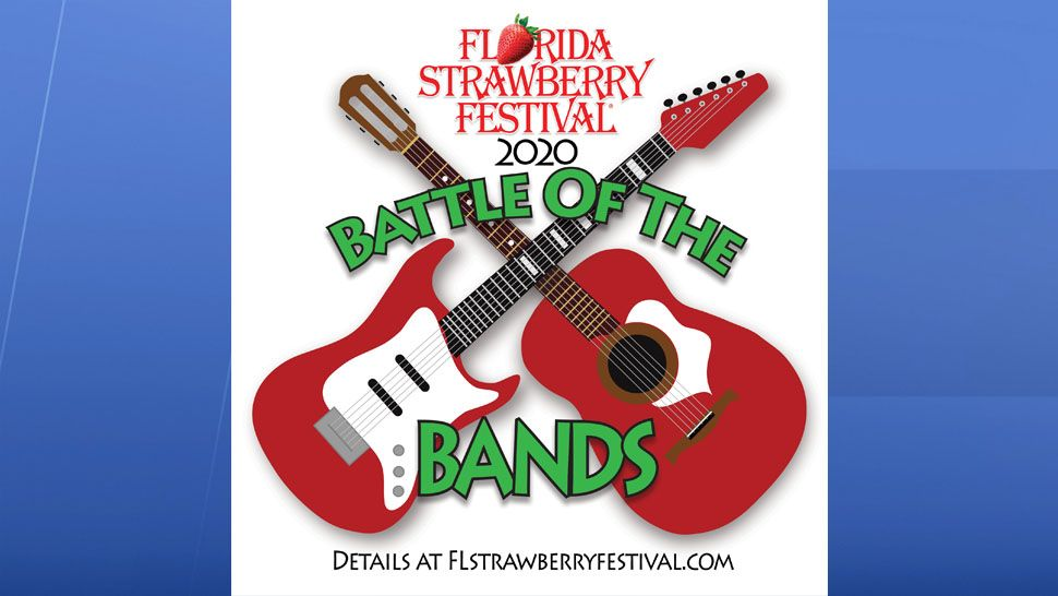Battle of the Bands Returns to Florida Strawberry Festival