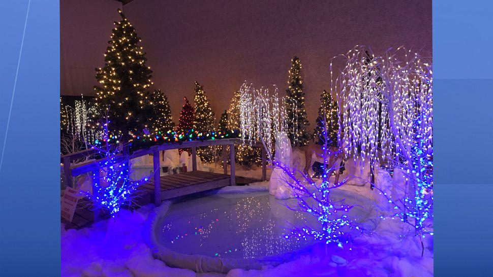 The Annual Christmas Lane Winter Wonderland Now Open