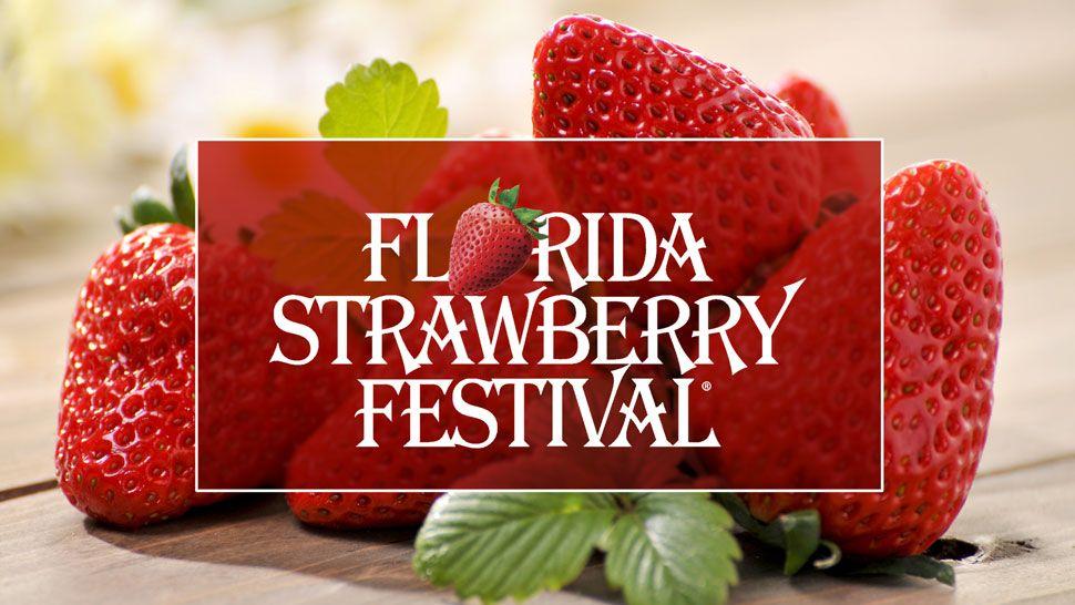 2020 Florida Strawberry Festival Kicks Off This Week