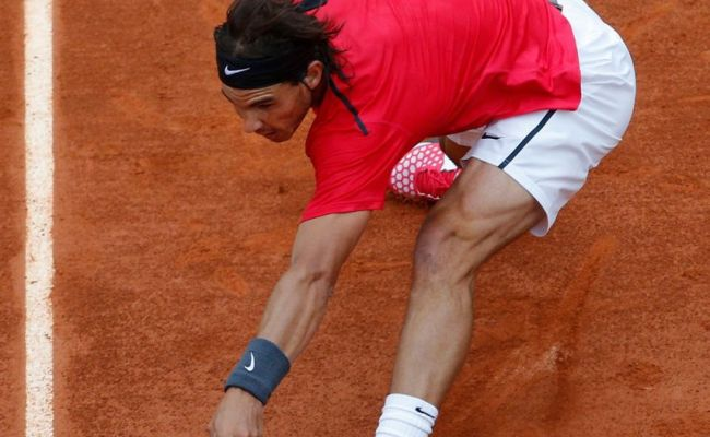 Don T Be A Cow On Ice Sliding Key To French Open Success