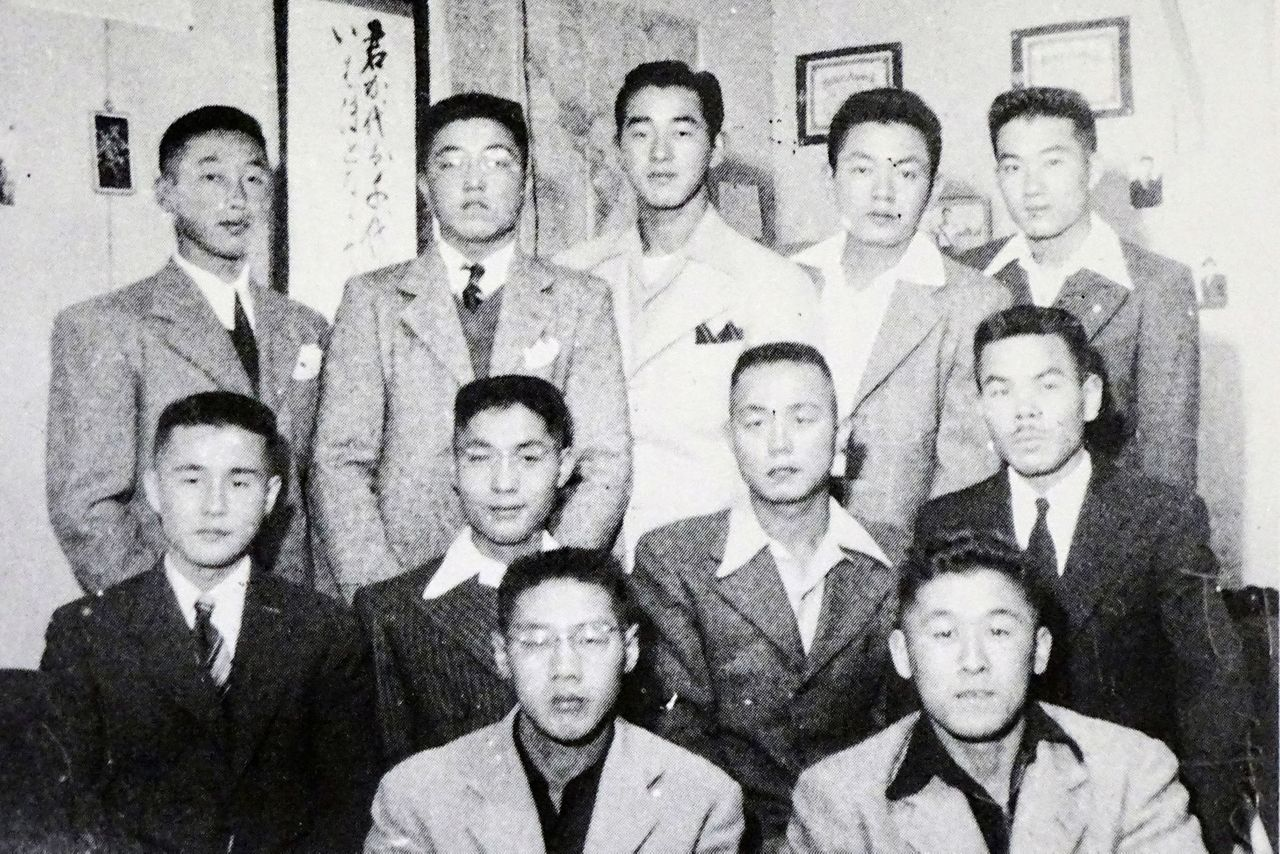 75 years later. Japanese man recalls bitter internment in US