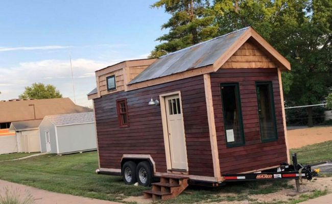 St Louis Police Searching For Woman S Stolen Tiny Home