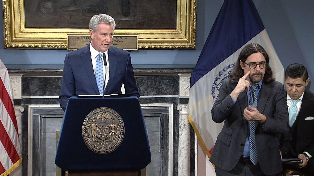 New York City Up to 463 Coronavirus Cases; 7 Deaths