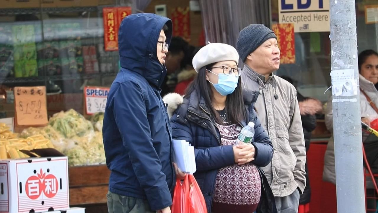 Chinatown Sees Business Plunge Due to Coronavirus Fears