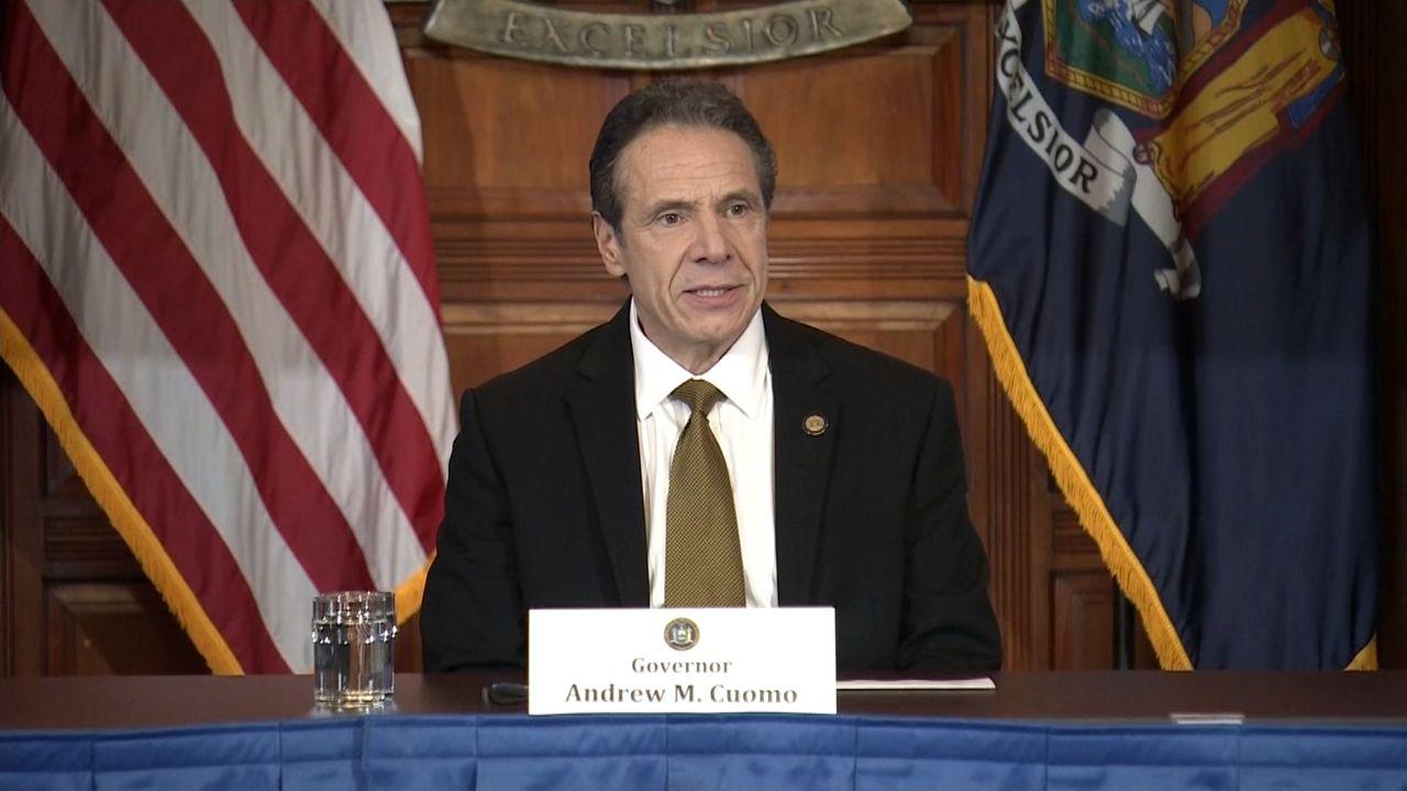 Governor Andrew Cuomo Coronavirus Briefing, 3/12/20