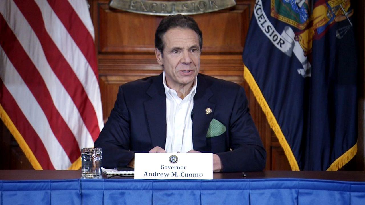 Cuomo: No Plan to Fully Quarantine NYC
