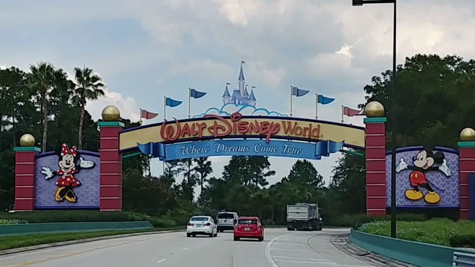 Disney Keeps Some Workers Home Over Coronavirus Concerns