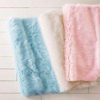 Faux Sheepskin Rug | CompanyKids