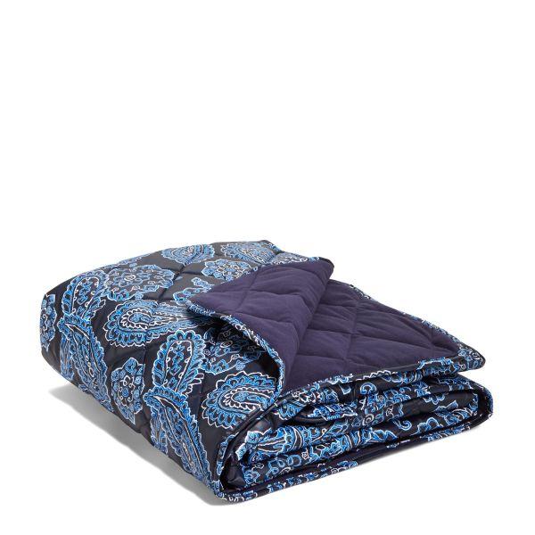 Vera Bradley Quilted Fleece Blanket