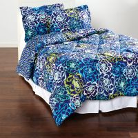 Vera Bradley Cozy Comforter Set Full/Queen | eBay