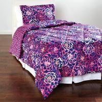 Vera Bradley Cozy Comforter Bedding Set Twin/XL | eBay