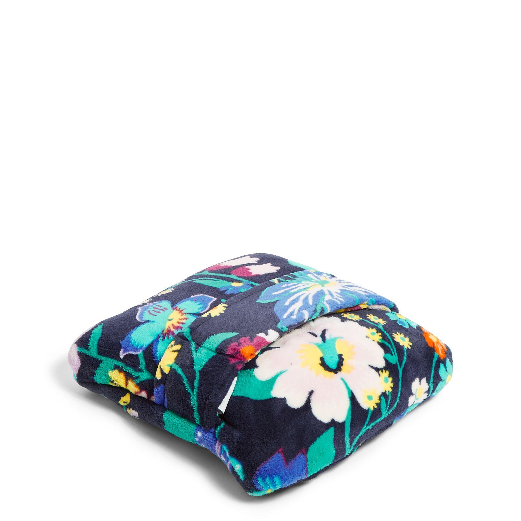 plush fleece travel blanket