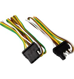 attwood 4 way flat wiring harness kit for vehicles and trailers academy [ 1500 x 1500 Pixel ]