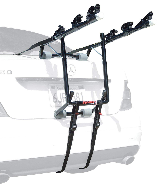 allen sports deluxe 3 bike trunk carrier