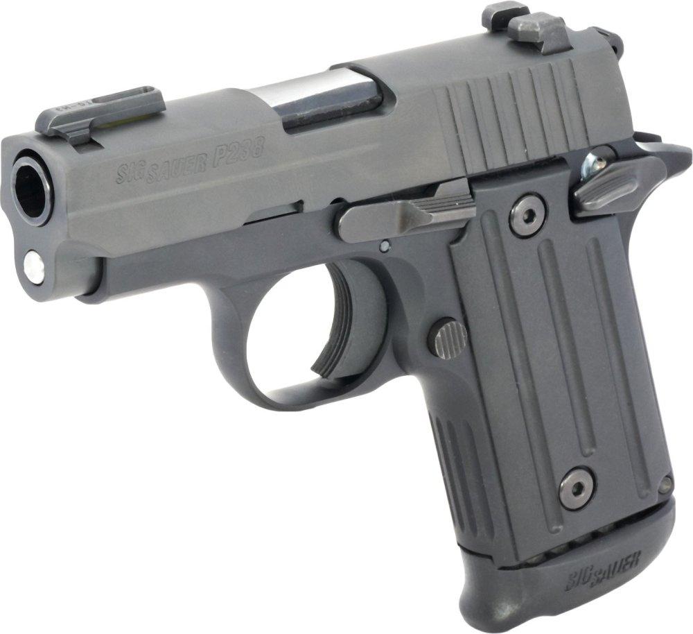 medium resolution of sig sauer p238 academy exclusive ns 380 acp sub compact 7 round pistol academy