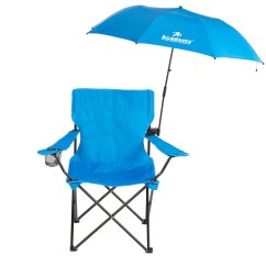 Kids Beach Chair With Adjustable Umbrella Green Dining Room Chairs Academy Sports Outdoors 3 4 Ft Clamp On