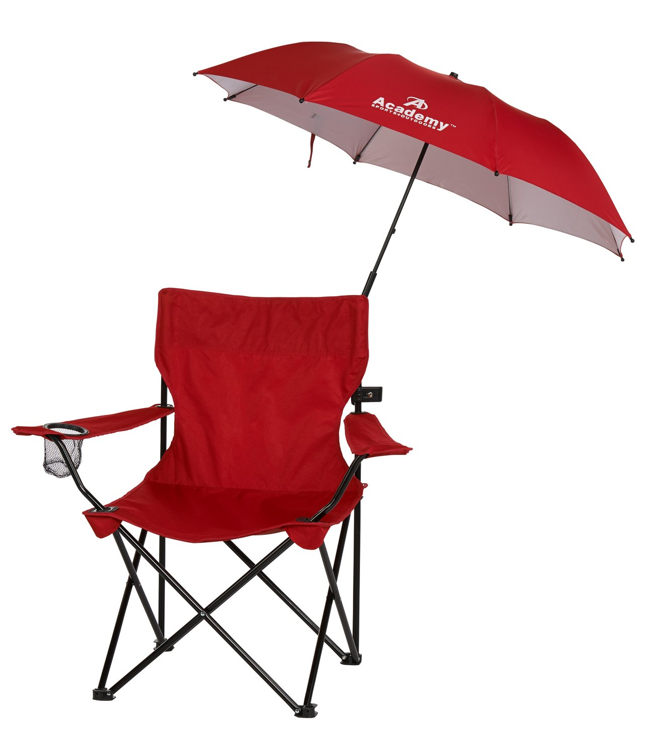 fishing chair clamps french art deco club chairs academy sports outdoors 3 4 ft clamp on umbrella