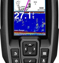 display product reviews for garmin striker 4 chirp sonar gps fishfinder combo [ 762 x 1500 Pixel ]