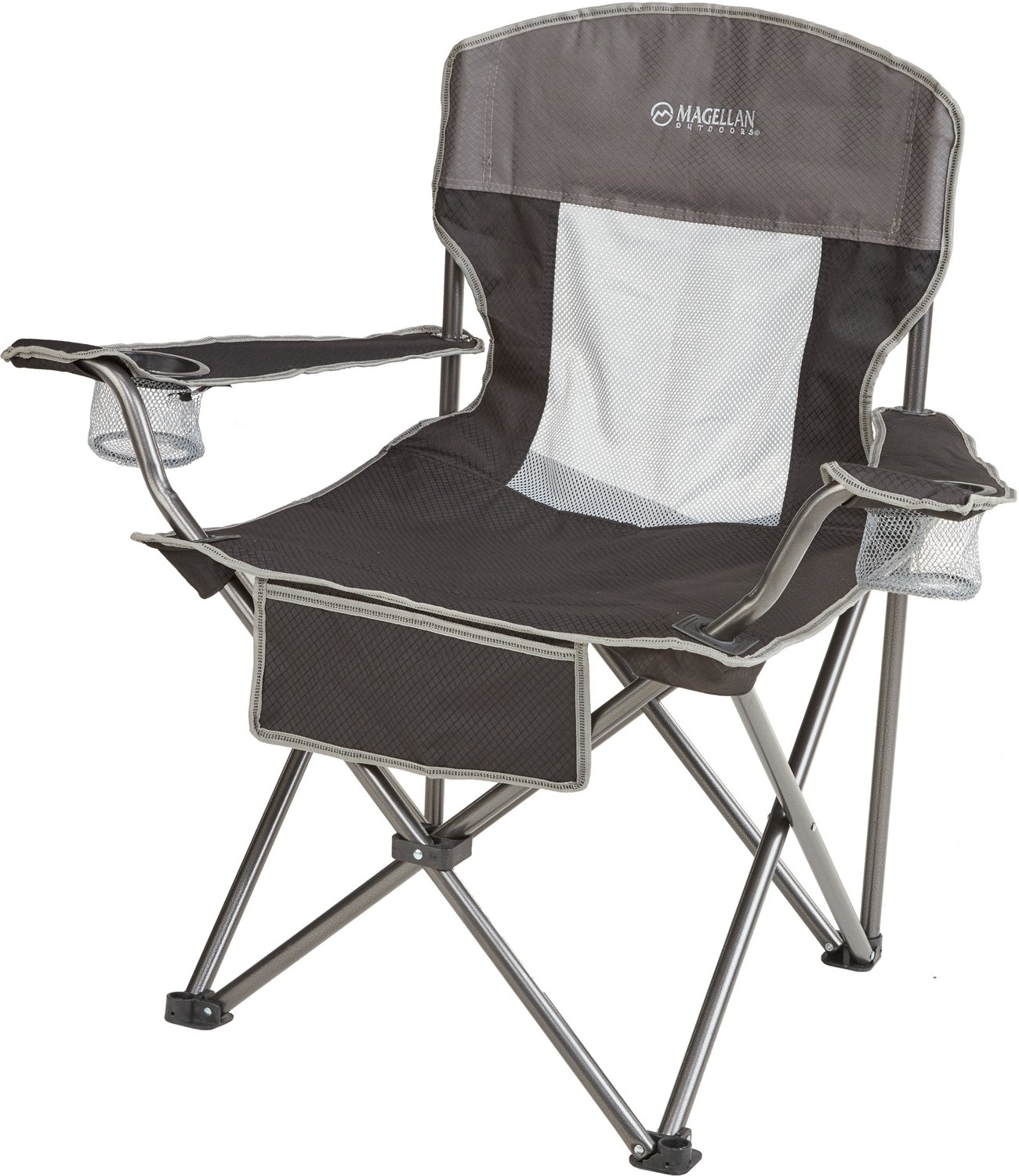 big and tall hunting chairs chair back covers dunelm magellan outdoors comfort mesh academy