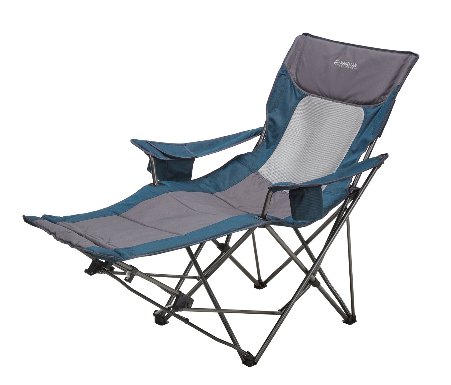 Collapsible Chair Magellan Outdoors Oversize Collapsible Recliner