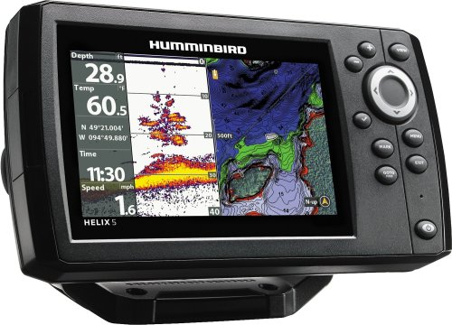 small resolution of display product reviews for humminbird helix 5 g2 chirp gps chartplotter