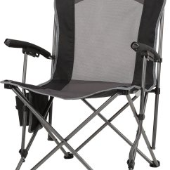 Rocky Oversized Folding Arm Chair White Round Portable Chairs Academy Hard