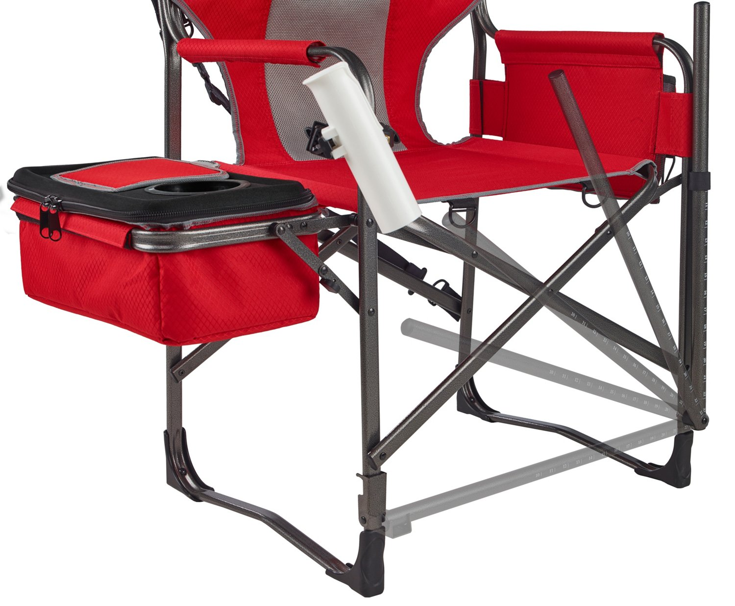 magellan fishing chair black spandex covers rental outdoors director s academy