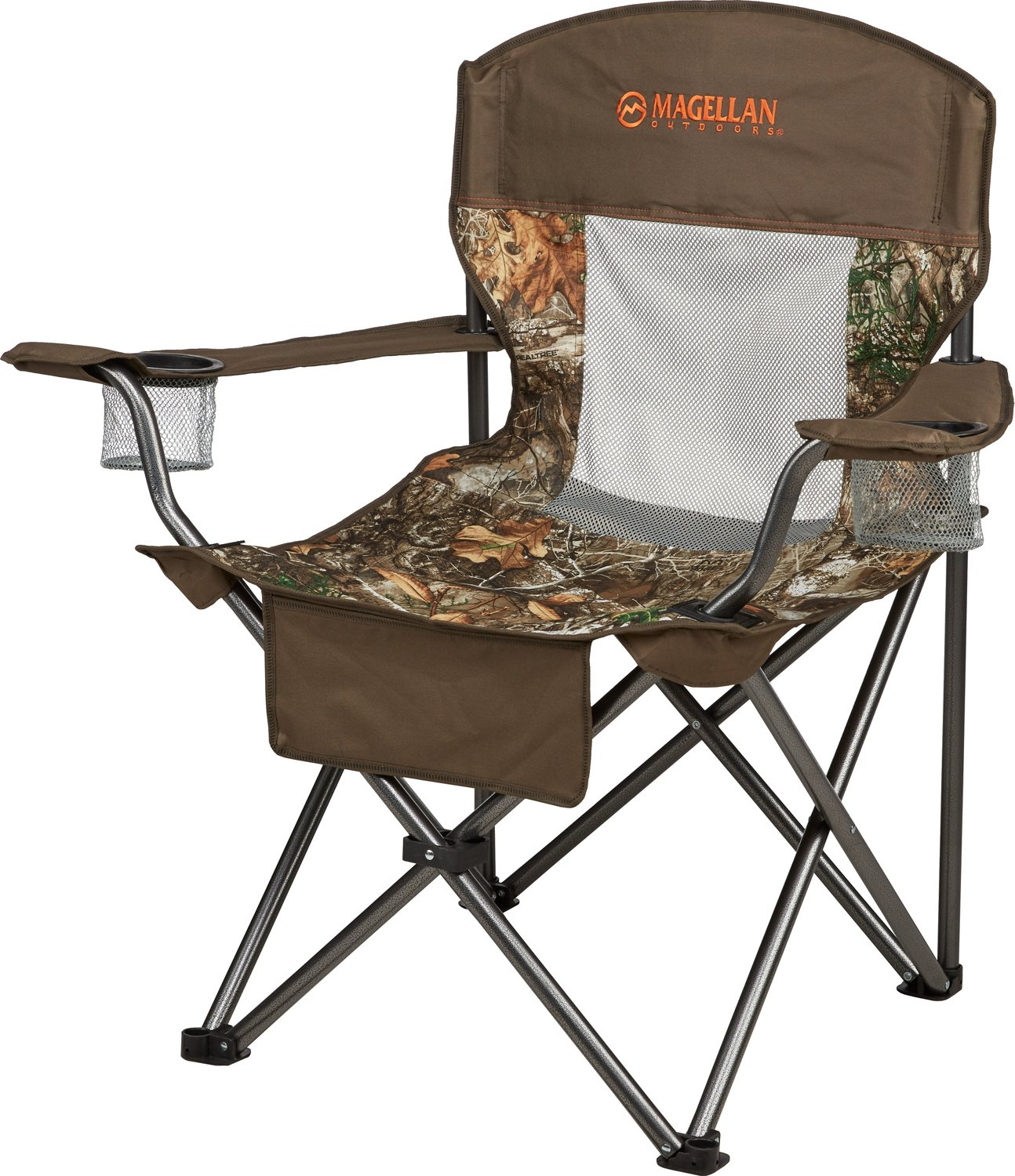 big and tall hunting chairs baby chair cushion magellan outdoors comfort mesh academy