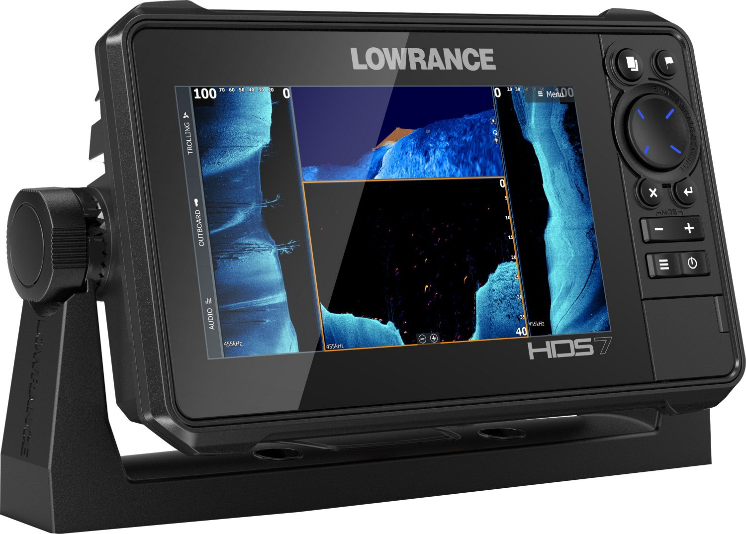 hight resolution of display product reviews for lowrance hds live 7 in gps fishfinder