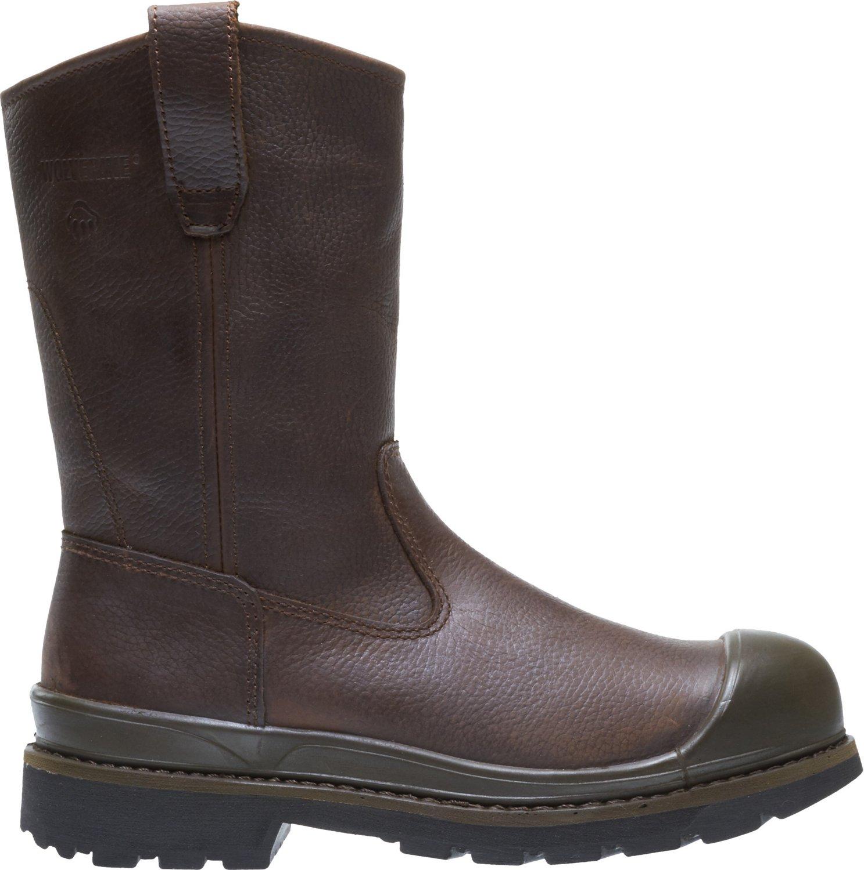wolverine boots academy