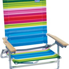 Academy Beach Chairs Wheels For Kitchen Rio Classic 5 Position Lay Flat Chair Hover Click To Enlarge