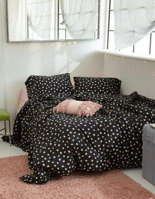 happy space daisy full queen comforter set