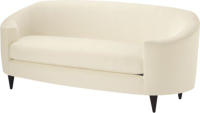 oval sofa stanley hyderabad by thomas pheasant 6387s baker furniture