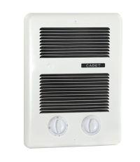 1500W/240V Fan Forced Wall Insert Electric Heater - White ...