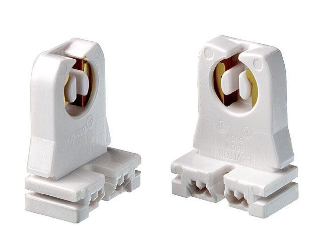 fluorescent light holder ford ka mk2 stereo wiring diagram leviton lamp short type white the home depot