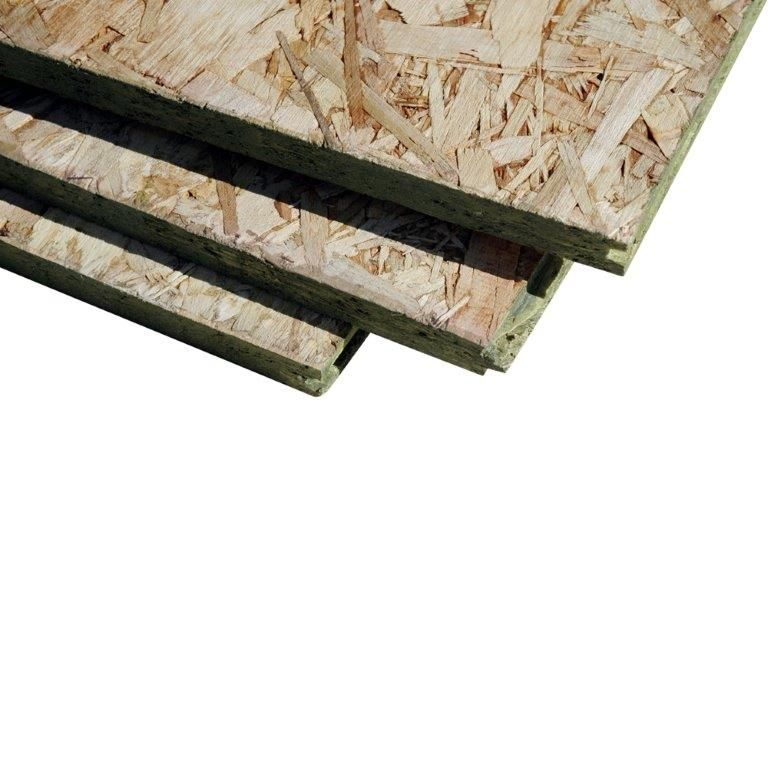 OSB 5/8 4x8 Oriented Strand Board Tongue and Groove 19/32