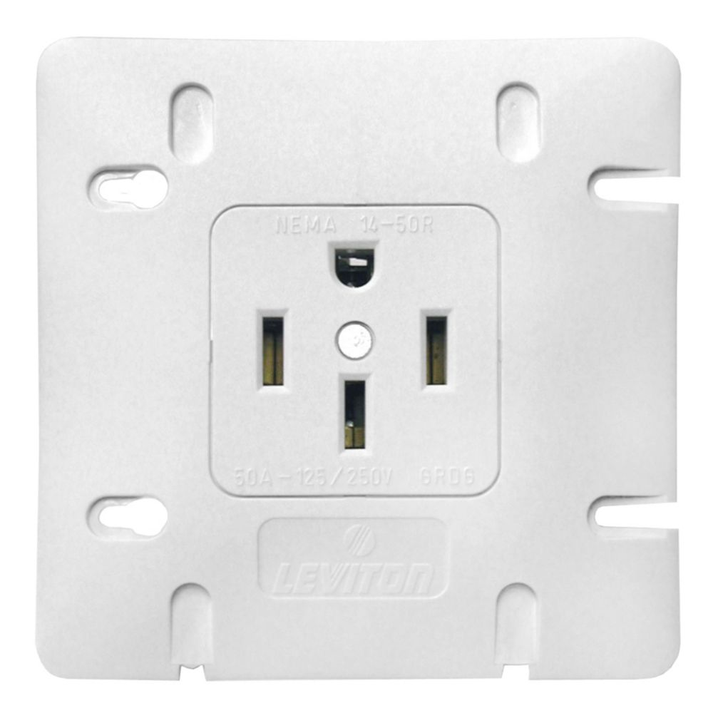 leviton dimmers wiring diagram suburban rv furnace 50 amp range receptacle | the home depot canada