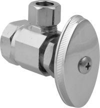 BrassCraft Angle Valve 1/2 Inch Female Iron Pipe Thread X ...